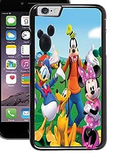 ColourCraft Cartoons Design Back Case Cover for APPLE IPHONE 6