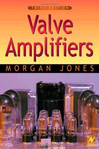 Valve Amplifiers (English Edition) (Jones Morgan Tube)