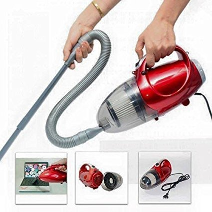 Siddhi Collection Portable and Handheld Wet and Dry Dust Vacuum Cleaner for Home, Office, Car (Multicolour)