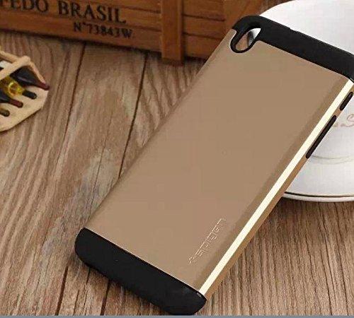 HTC Desire 816 Ultra SLIM ARMOR Spigen SGP Case Cover-Gold