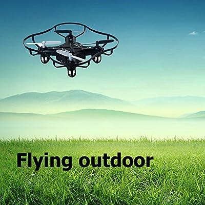 Luxon Outdoor or Indoor Drones for Kids(boys and girls) or Drones Beginner