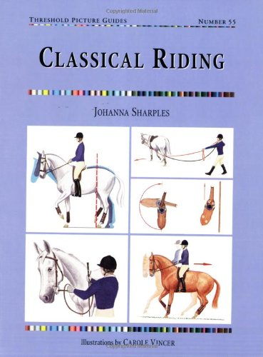 Classical Riding (Threshold Picture Guide No 55) por Johanna Sharples