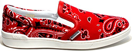 moschino-slip-on-chaussures-sneake-moccasin-hommes-toile-stbandana44