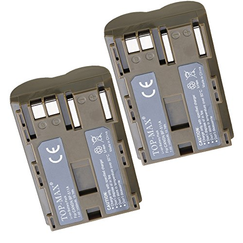top-maxr-bp-511a-bp-511-battery-two-pack-canon-bp-511a-canon-eos-5d-50d300d-digital-slr-cameras-cano