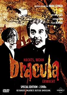 Nachts, wenn Dracula erwacht - Special Edition (2 DVDs)