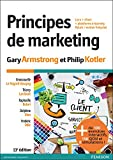 Principes de marketing 13e édition : Livre + eText + plateforme e-learning MyLab | version Française