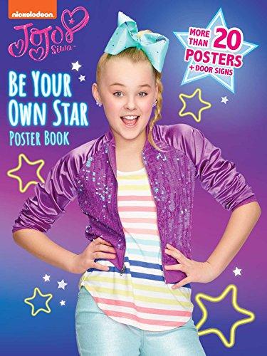 Be Your Own Star Poster Book (Jojo Siwa) por Buzzpop