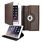 Best Leather Ipad Air Cases - Moca(Tm) Ipad Air 2 Case Cover [Brown] With Review