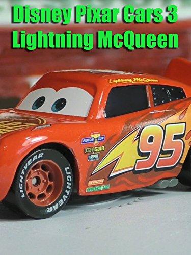 Disney-filme Prime (Review: Disney Pixar Cars 3 Lightning McQueen [OV])