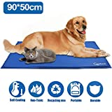 Best Cooling Pad For Dogs - GoStock Pet Cooling Mat, Dog Self Cooling Mat Review