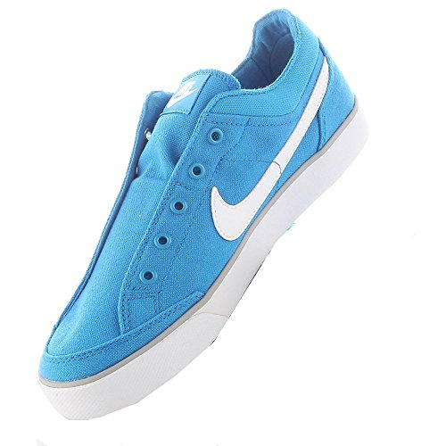 Nike - Capri Slip Txt GS - Color: Azzuro - Size: (Nike Slip)