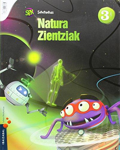 Natura zientziak Lmh 3 por José Javier et al García Iglesias