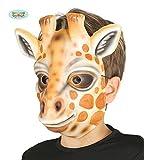 Giraffenmaske Tier Maske für Erwachsene Giraffe Fasching Party Halloween
