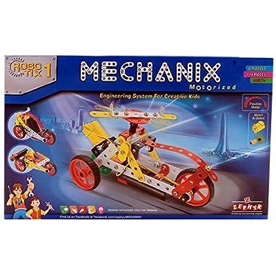 Kids Mandi Mechanix Motorized Robotix 1