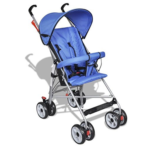 *vidaXL Kinderwagen Buggy Sportwagen Kinderbuggy Reisebuggy Babywagen Baby Jogger*