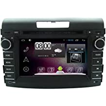 Generic 7inch 1024*600 Android 4.4.4 Car DVD Player for HONDA CRV 2012 2013 2014 2015 2016 double 2 din car GPS navigation Wifi Bluetooth Radio CPU R16 A9 1.6GHz DDR3 1G Capacitive Touch Screen 3G car radio stereo Phonebook RDS AUX DVR Mirror Link 16GB Quad Core