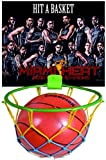 #6: RATNAS HIT A BASKET BALL, BALL INCLUDED FOR KIDS TO PLAY & HAVE FUN