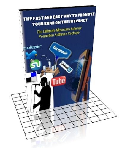 The Ultimate Musicians Internet Promotion Software Package: Fast Track Your Internet Exposure with This Massive Software Package por Stephen Henshore