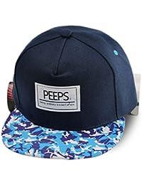 2e09db1730dae Bobury Hip Hop sombrero hombres mujeres bailarina unisex gorra de béisbol  ajustable Popular Snapback