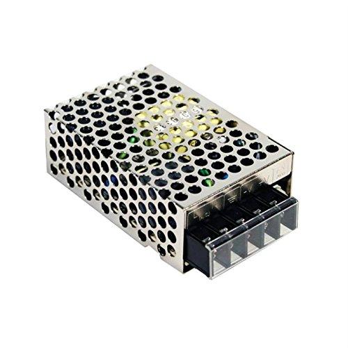 Schaltnetzteil / Netzteil 25W 5V 5A ; MeanWell, RS-25-5 -