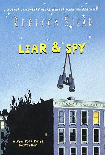 Book cover for Liar & Spy