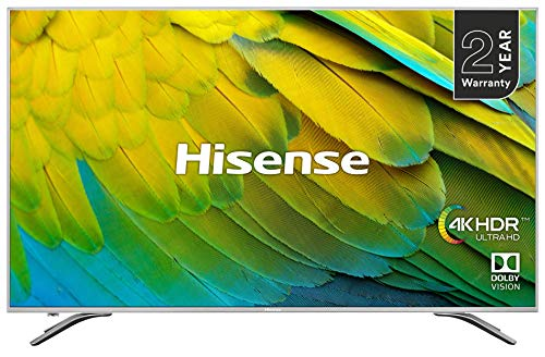 Hisense H75B7510UK 75-Inch 4K UHD HDR Smart TV with Freeview Play (2019)