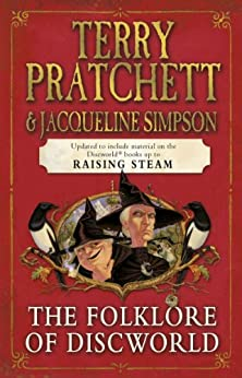 The Folklore of Discworld by [Pratchett, Terry, Simpson, Jacqueline]