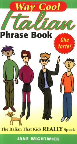 Way Cool Italian Phrase Book