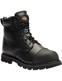Dickies FD9210BK 10Crawford–Zapatos de seguridad sb-p talla 44NEGRO