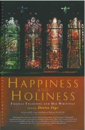 Happiness And Holiness Canterbury Studies In Spiritual Theology