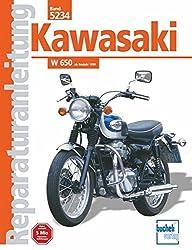 Kawasaki W 650 (Reparaturanleitungen)