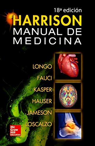 HARRISON MANUAL DE MEDICINA por Dennis Kasper