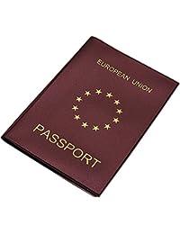 Cartera para pasaporte Made in UE in 3 colores