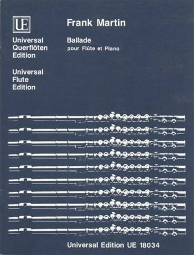 Ballade for flute and piano