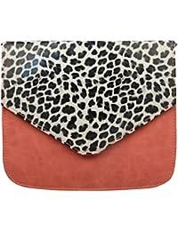 Trendz Girl's Sling Bag(Peach,364)