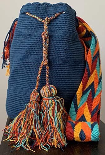 Desconocido Bolso artesanal Wayuu Ikal
