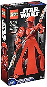 Lego Star Wars - Elite Praetorian Guard - 75529 - Jeu de Construction