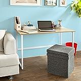 SoBuy Schlichtes Design, Tisch Schreibtisch, Computertisch, Bürotisch, Arbeitstisch, Kinderschreibtisch, FWT13-N
