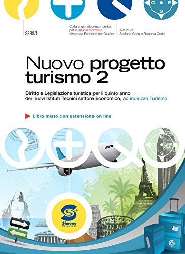 Nuovo progetto turismo. Per gli Ist. tecnici. Con espansione online: 2