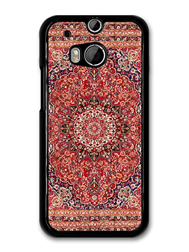Retro Vintage Carpet Rug Magic Persian Inspired case for HTC One M8 -