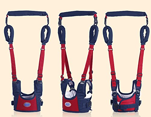Baby Safety Harness Belt Walking Assistant, Adjustable Shoulder & Chest Support Walker (9 months – 2 years) Light Weight