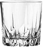 #8: Tableware, crystal whisky glass (300 ml, White, Pack of 6)