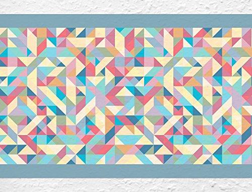 i-love-wandtattoo-b-10140-frontera-formas-de-colores-deco-de-la-pared-pegatinas-de-pared-pegatinas-d