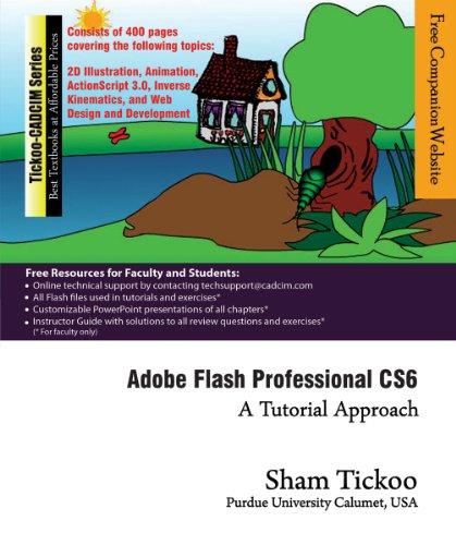 Adobe Flash Professional CS6: A Tutorial Approach (English Edition) (Adobe Flash Professional Cs6)