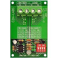 Electronics-Salon Low Voltage Disconnect Modul LVD, 12V 30A, Schützen / Verlängerte Akku-Lebensdauer.