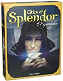 Best Fantasy Board Games - Fantasy Flight Games Cities of Splendor Expansion Board Review
