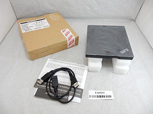 Preisvergleich Produktbild Lenovo 4XA0E97775 - ThinkPad Ultraslim USB DVD Burner