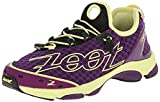 Zoot Zoot TT 7.0 Damen Laufschuhe, Damen Laufschuhe, Mehrfarbig (deep purple/spring green), 40.5 EU (7 Damen UK)