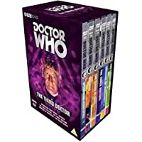 Doctor Who : Jon Pertwee - Limited Edition 7 Disc Box Set