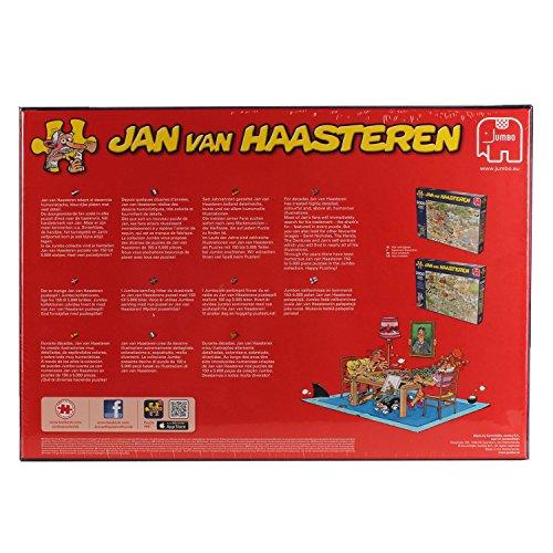 Imagen principal de Jumbo 01496 - Jan van Haasteren - Puzzle de 3000 piezas, diseño de parque